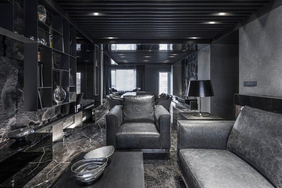 Wohzimmer Einrichten Luxus Wohnung Freshouse