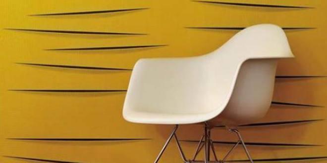 Gelbe Wand – 20 Ideen für gelbe Farbgestaltung