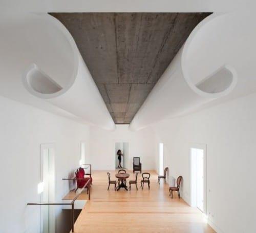 Rigips Ideen Wohnzimmer: Kreative Deckengestaltung Mit Sichtbarer Betondecke