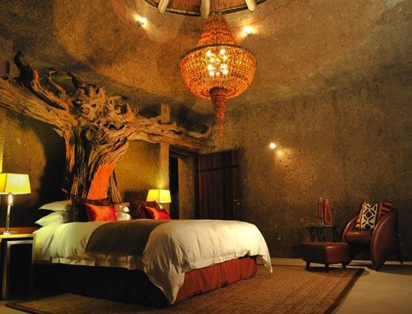 Entzuckend Luxus Schlafzimmer Mit Doppelbett