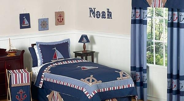 maritimes schlafzimmer-kinderzimmer gestalten - fresHouse