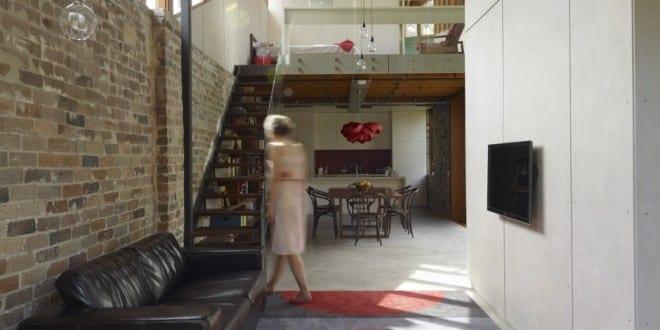 Mezzanine design offener wohnraum einrichten freshouse for Wohnraum einrichten