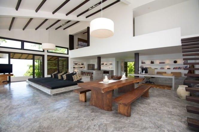 Moderne Hausgestaltung Offener Wohnraum Ideen