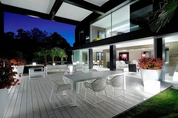 Terrasse Einrichten moderne terrasse einrichten - freshouse