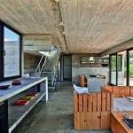 wohnraumgestaltung-haus aus beton