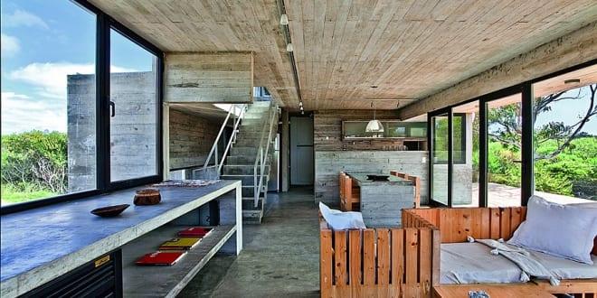 Offener Wohnraum Gestaltung- moderne Häuser Einrichtungsideen