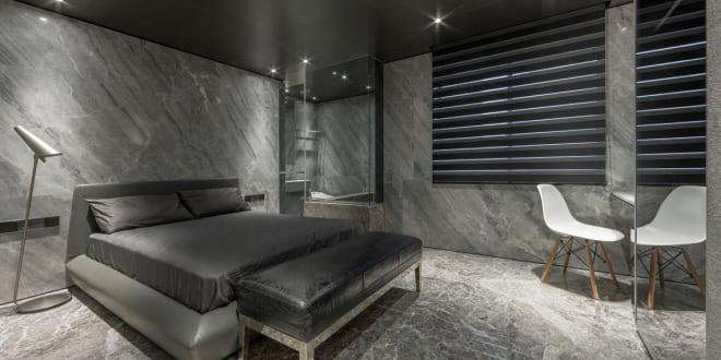 modernes schlafzimmer design, schlafzimmer einrichten-modernes schlafzimmer - freshouse, Design ideen