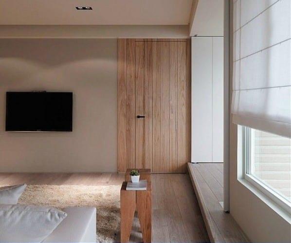 versteckt geheimt r aus holz freshouse. Black Bedroom Furniture Sets. Home Design Ideas