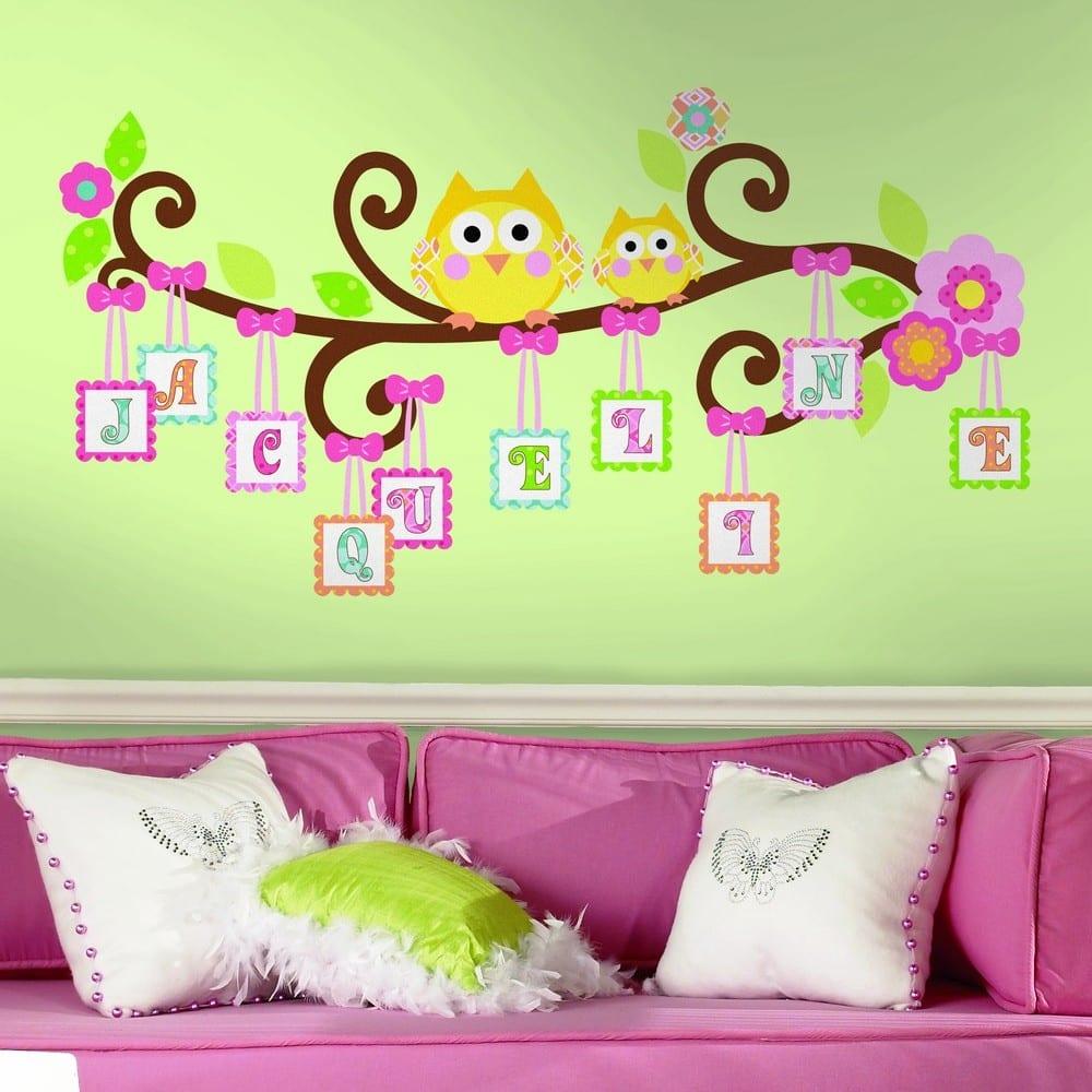 wandgestaltung gr n farbgestaltung kinderzimmer freshouse. Black Bedroom Furniture Sets. Home Design Ideas