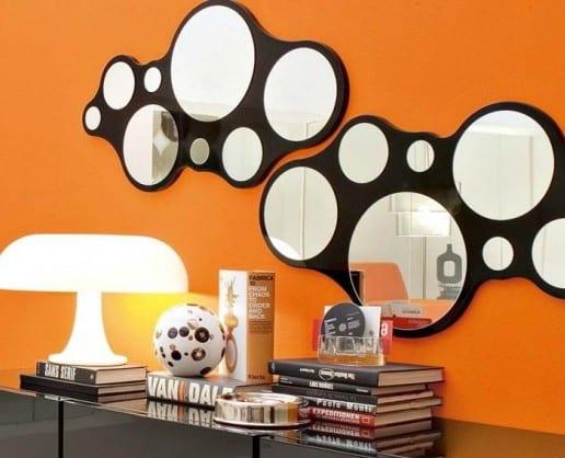 wandspiegel deko idee - fresHouse