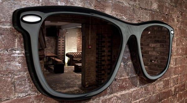 Wandgestaltung mit Spiegeln – optische Raumerweiterung