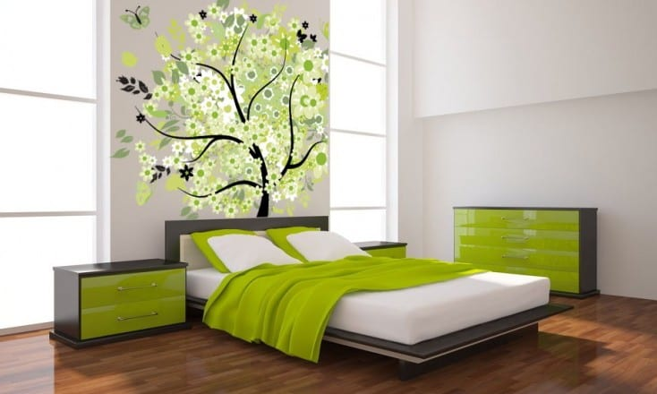wandtattoo baum vom tipomedia freshouse. Black Bedroom Furniture Sets. Home Design Ideas