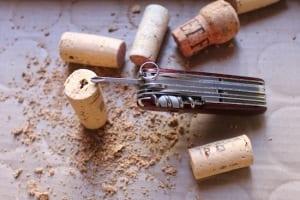DIY Korken Magneten