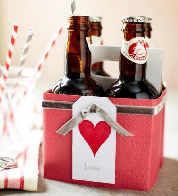 Diy Valentine Day Gifts For Him 6 Freshouse