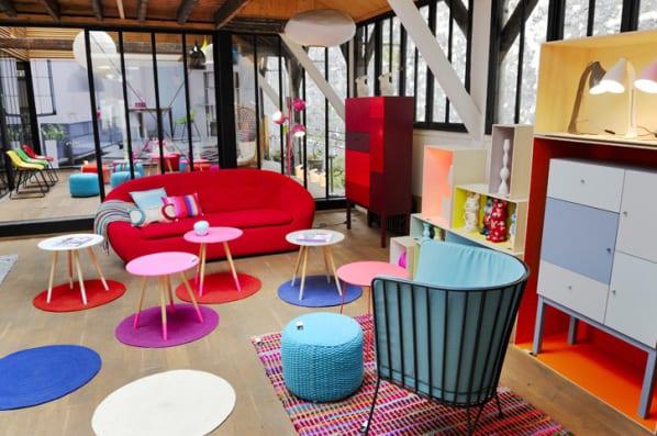 fly m bel und dekoration farbrausch sch ner wohnen freshouse. Black Bedroom Furniture Sets. Home Design Ideas