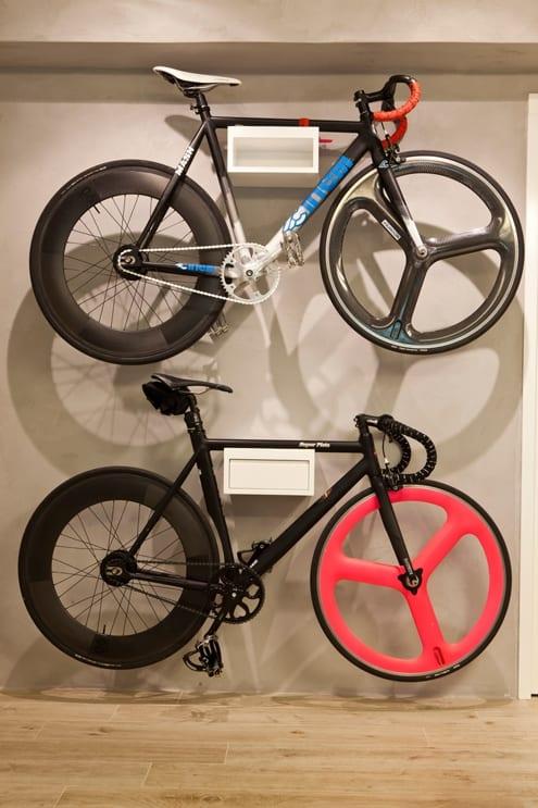 Fahrradhänger Fahrrad Im Wohnzimmer Aufhängen