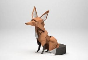 Jeremy Kool Origami Animals