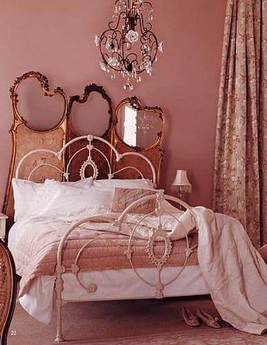 altrosa wandfarbe für luxus schlafzimmer - fresHouse