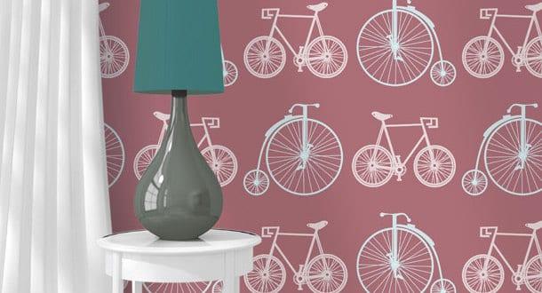 Altrosa Wandfarbe – eine zarte Wandfarbe Palette
