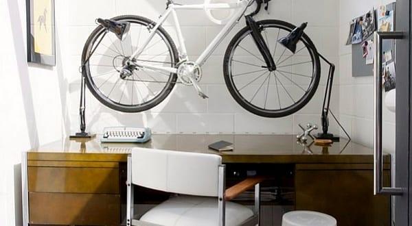 aufbewahrung von fahrrad