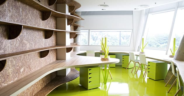 Das Büro – kreative Büro Ideen und moderne Büroräume