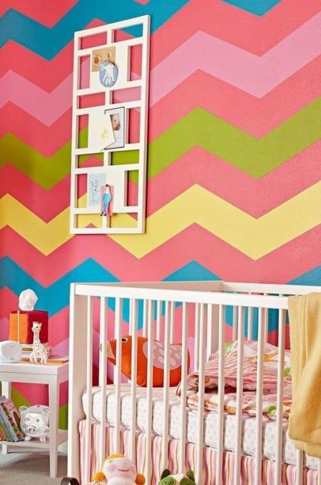 Babyzimmer gestalten farbgestaltung babyzimmer freshouse - Babyzimmer farbgestaltung ...