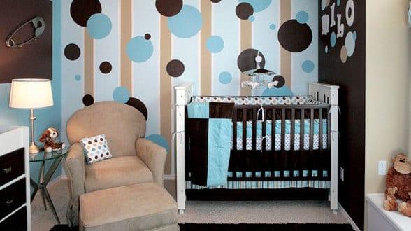 Babyzimmer Gestalten - fresHouse