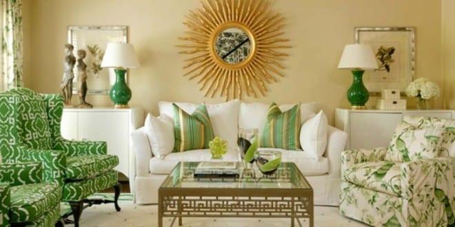 beige wandfarbe-wohnzimmer farbgestaltung - fresHouse