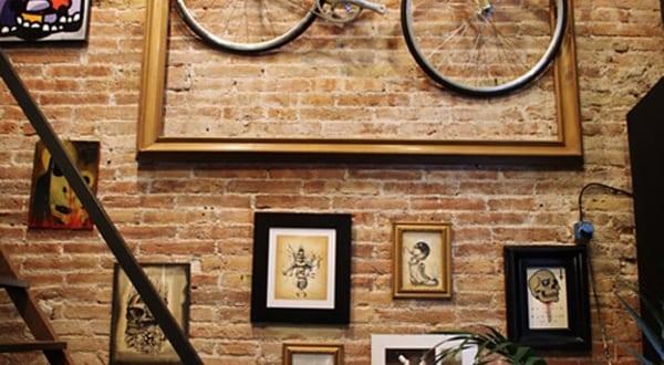 Bilderrahmen Dekorieren Wand Deko Mit Bilderrahmen