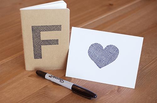 coole bastelideen-geschenkskarte selber basteln