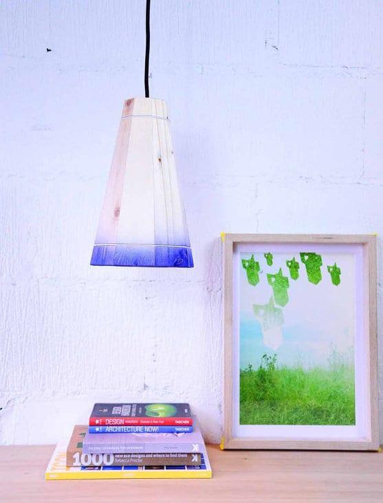 coole palette lampe  freshouse