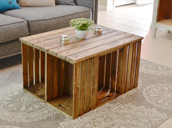 couchtisch selber bauen diy ideen freshouse. Black Bedroom Furniture Sets. Home Design Ideas