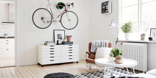 fahrrad im wohnzimmer – mein wohnzimmer