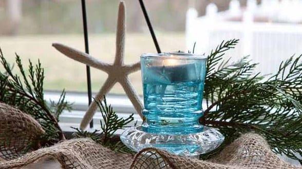 fensterbank dekorieren fürs weihnachten