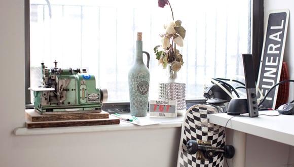 fensterbank dekorieren katie gallagher designer style. Black Bedroom Furniture Sets. Home Design Ideas