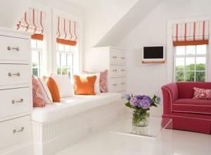 fensterbank dekorieren-seats and sofas