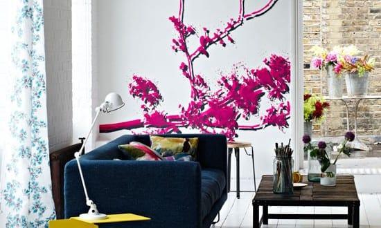 Schöner Wohnen Farbrausch – frische Farbgestaltung