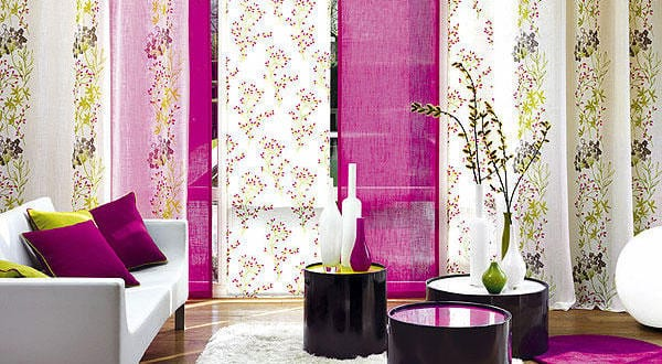 gardine lila best farbe petrol with gardine lila free vorhang violett blumen wei with gardine. Black Bedroom Furniture Sets. Home Design Ideas