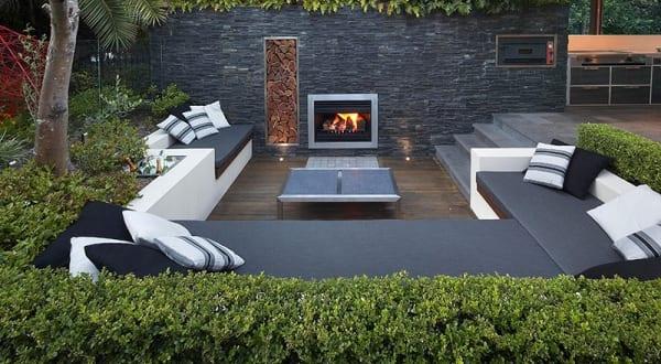 Garten Idee garten idee mit terrasse freshouse