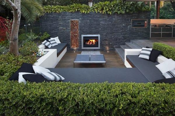 Garten idee  garten idee mit terrasse - fresHouse