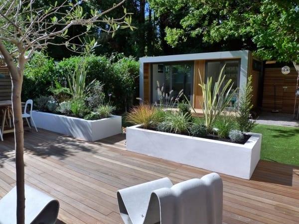 garten idee - terrassengestaltung - fresHouse