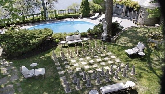 Garten Ideen Garten Mit Pool