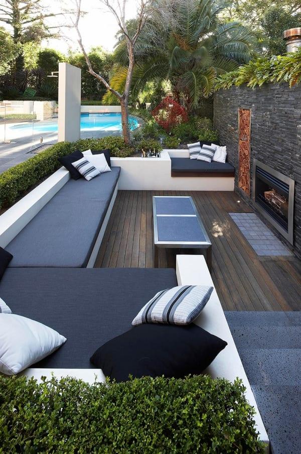 Garten Mit Pool Garten Ideen