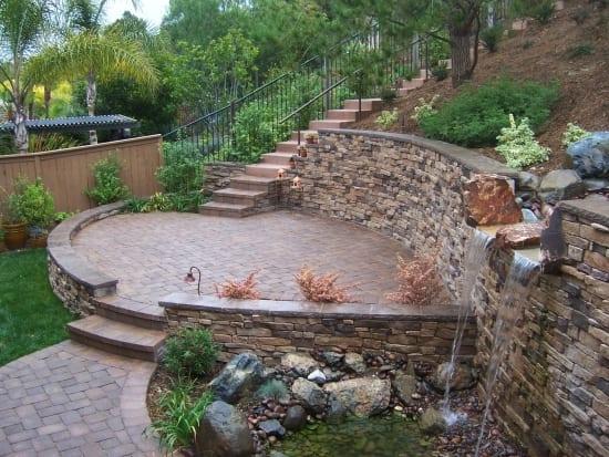 Garten und landschaft garten idee mit wasser freshouse for Garten idee