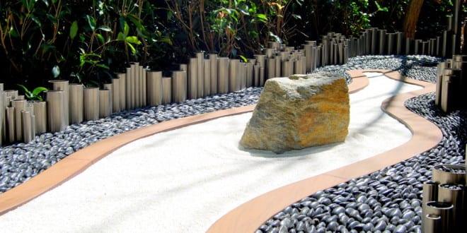 Steingarten  60 Ideen Japanischer Gartengestaltung Für Einen Traumgarten