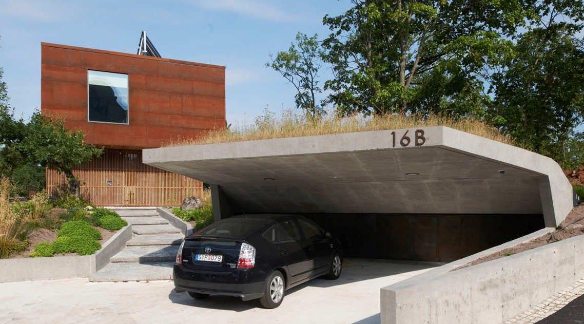 Relativ haus mit garage-Villa Midgard - fresHouse RW89