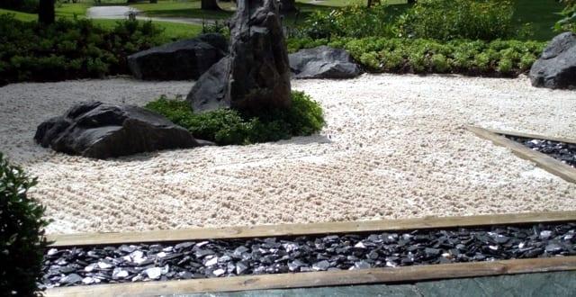 japanische garten design-steingarten ideen - fresHouse