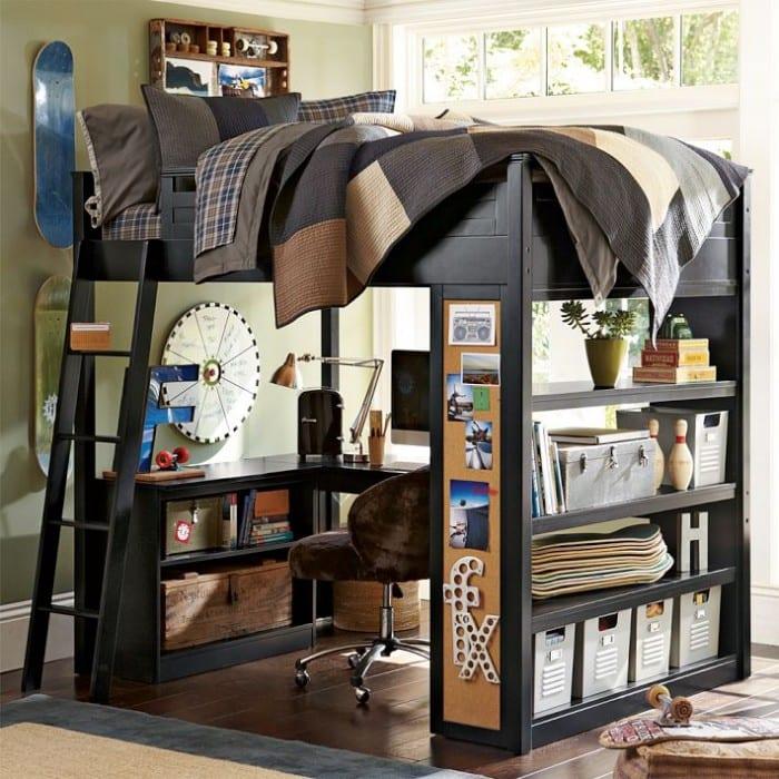 Jugendzimmer Gestalten Ideen Kleines Jugenzimmer