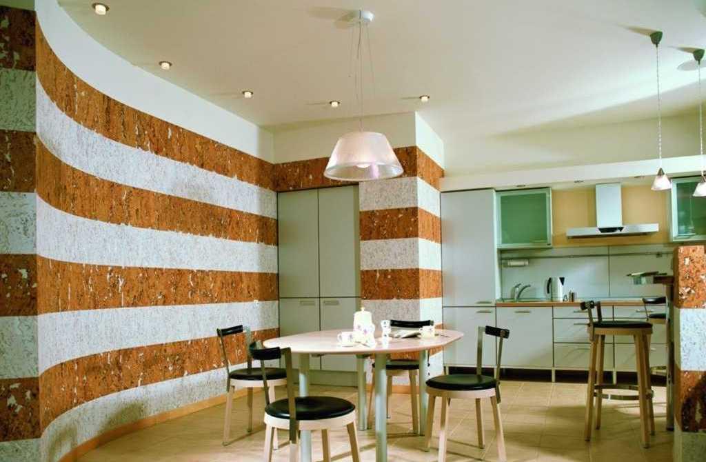 k che wandfarbe wandmuster raie freshouse. Black Bedroom Furniture Sets. Home Design Ideas
