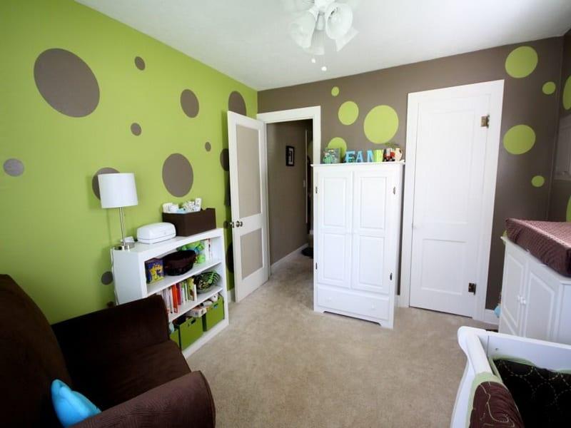 Perfekt Kinderzimmer Streichen Idee